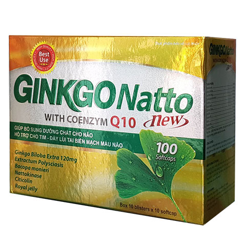 Tpcn Ginkgo Natto New