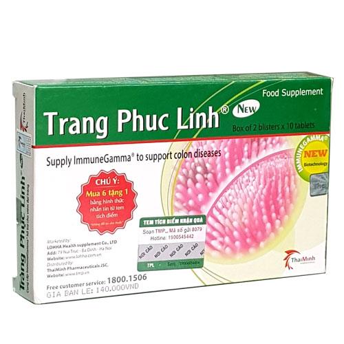 Tpcn Tràng Phục Linh
