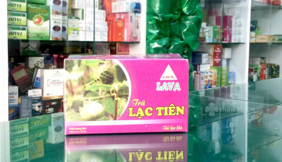 Trà Lạc Tiên LaVa, giúp giảm tình trạng mệt mỏi, căng thẳng