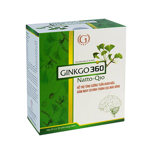 Tpcn Ginkgo 360 Natto-Q10