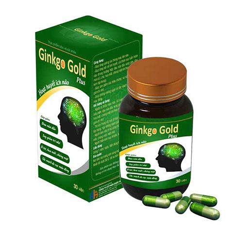 Ginkgo Gold An Hưng