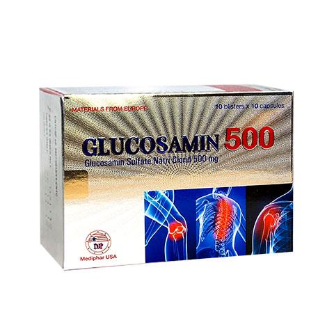 tpcn Glucosamin 500