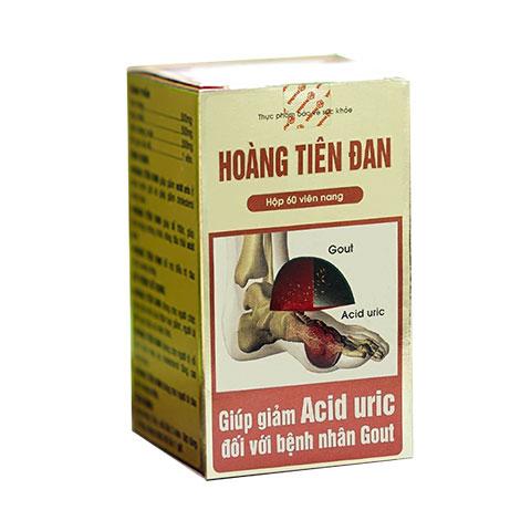 Hoàng Tiên Đan