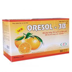 Bù nước Oresol 3B