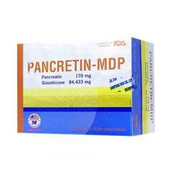 Pancretin - Mdp