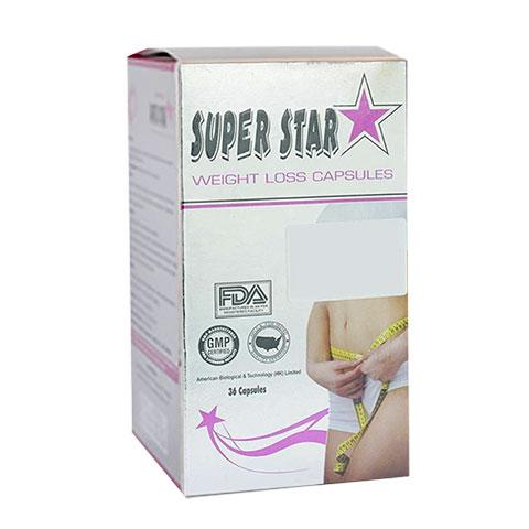 Viên Uống Giảm Cân Super Star