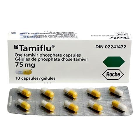 Thuốc Tamiflu (điều trị cúm)