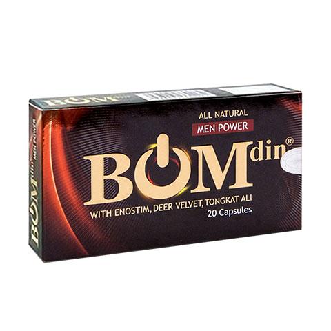 Bomdin - tăng cường sinh lý