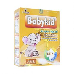 Babykid Ăn Ngon Ngủ Tốt