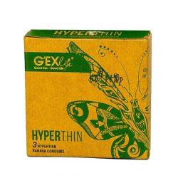 Bao cao su Gexlife Hyper Thin