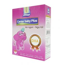Center Baby Plus - Ăn ngon, Ngủ tốt