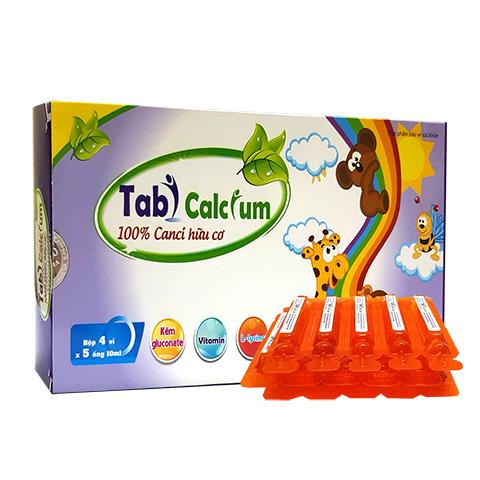 Tabi calcium