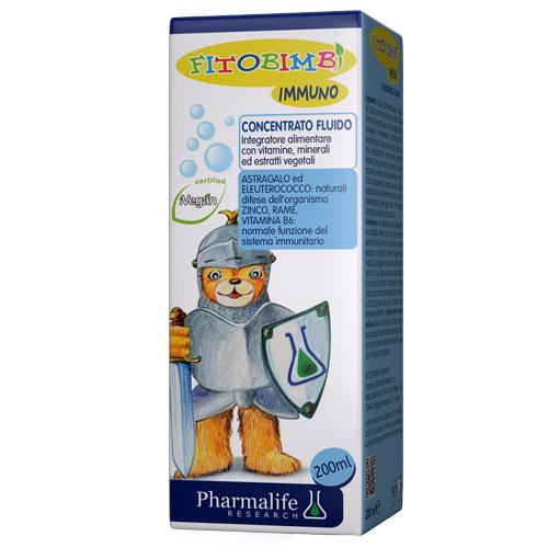 Hộp Fitobimbi Immuno