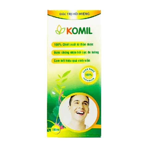 Sản phẩm Komil