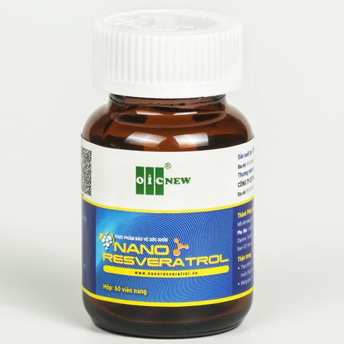 Lọ Nano Resveratrol