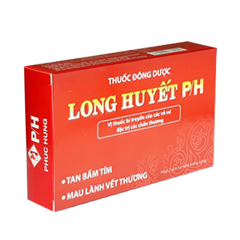 Thuốc Long Huyết P/H