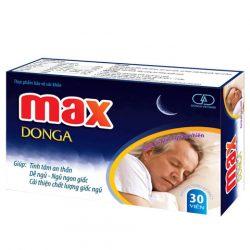Max DongA