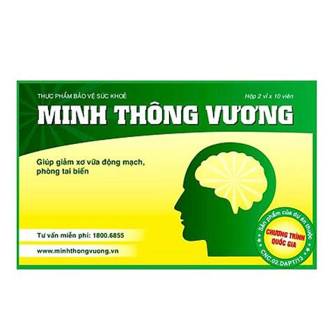 Minh Thông Vương New