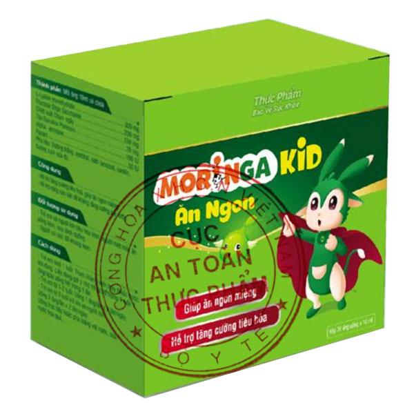 Moringa Kid Ăn Ngon