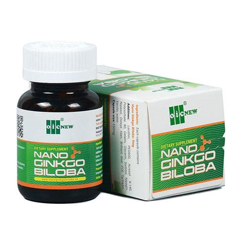 Hình ảnh: Nano Ginkgo Biloba