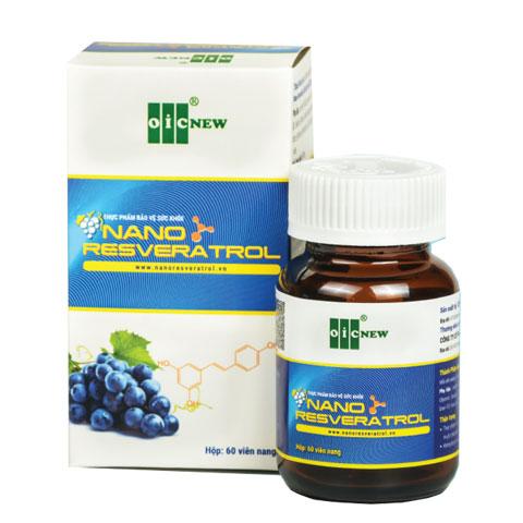 Nano Resveratrol