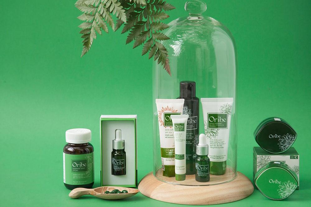 Bộ sản phẩm Oribe có bán tại các nhà thuốc trên toàn quốc