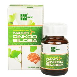 Nano Ginkgo Biloba