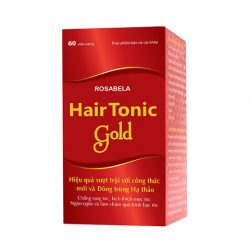 Hair Tonic Gold