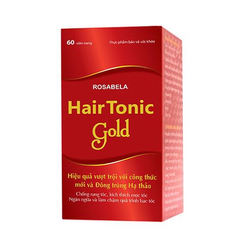 Hair Tonic Gold