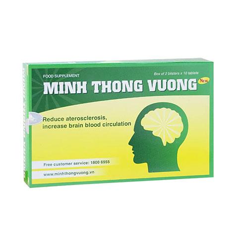 Minh Thông Vương