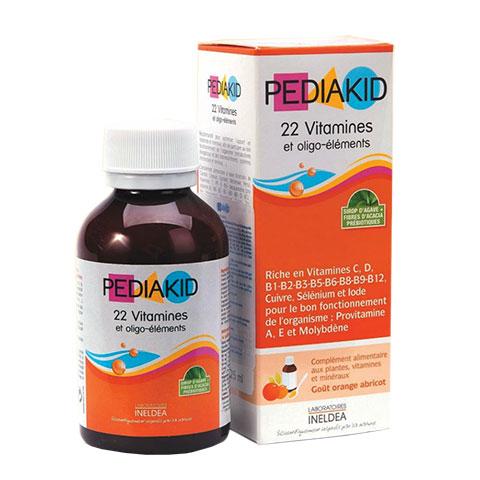 Pediakid 22 Vitamines