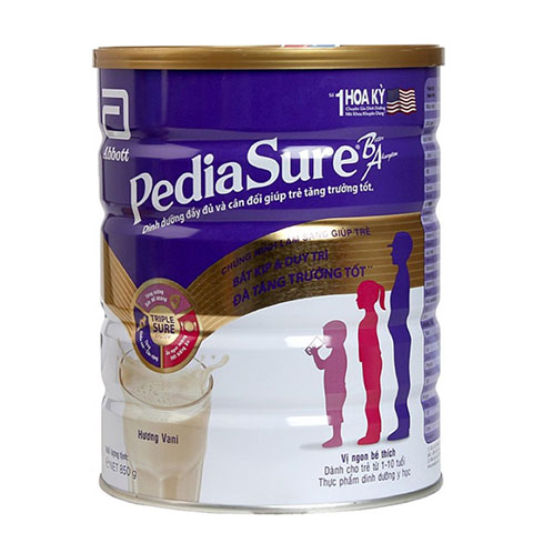 Pediasure Ba 850Mg