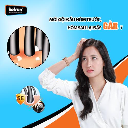 Selsun Anti-Dandruff Shampoo