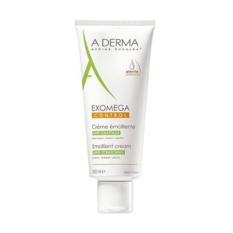 Kem Dưỡng Ẩm Giảm Ngứa A-Derma Exomega Control Emollient Cream