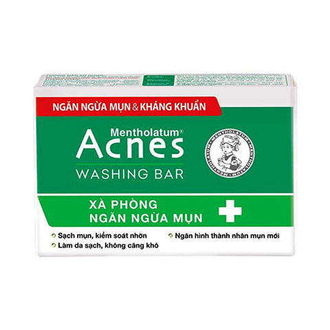 Mentholatum Acnes Washing Bar