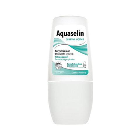 Lăn Khử Mùi Dành Cho Nữ Aquaselin Sensitive Women
