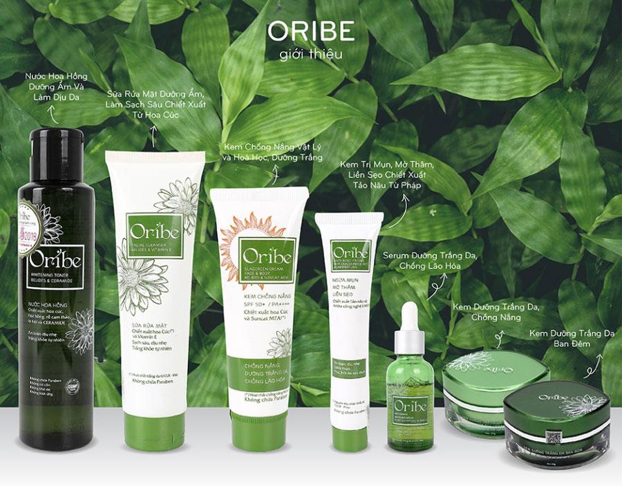 Bộ sản phẩm Kem dưỡng thể Oribe đang bán tại Nhà Thuốc Thân Thiện