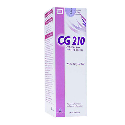 Cg 210 Anti-Hair Loss And Scalp Essence