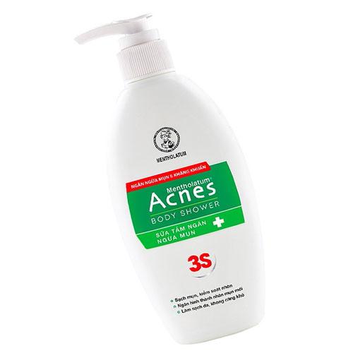 Sản phẩm Acnes Body Shower