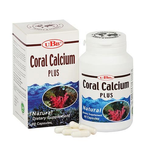 Coral Calcium Plus UBB