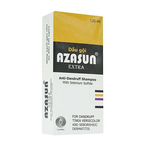 Dầu Gội Sạch Gàu Azasun Extra Anti Dandruff Shampoo