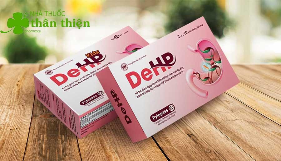 Hình ảnh sản phẩm DeHP cho người lớn và trẻ nhỏ!