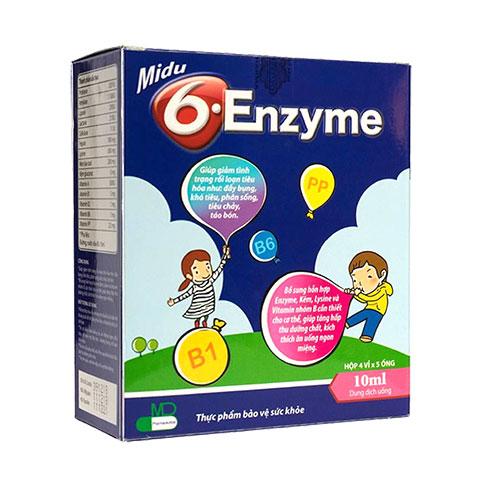 Enzyme 6 Midu