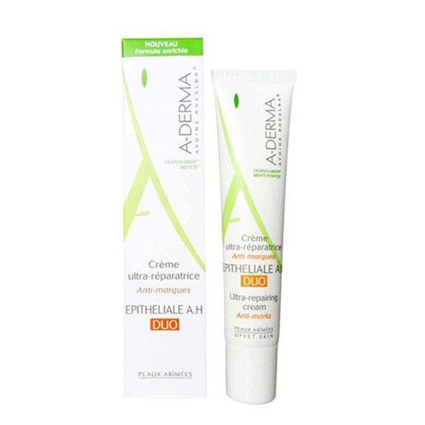 Kem Liền Sẹo A-Derma Epitheliale A.h Duo Ultra-Repairing Cream