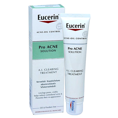Eucerin Pro Acne Solution A.i Clearing Treatment