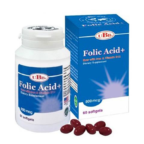 Folic Acid+ UBB