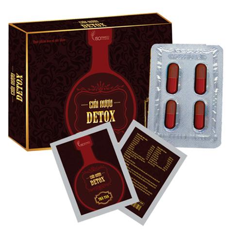 Giải rượu DETOX