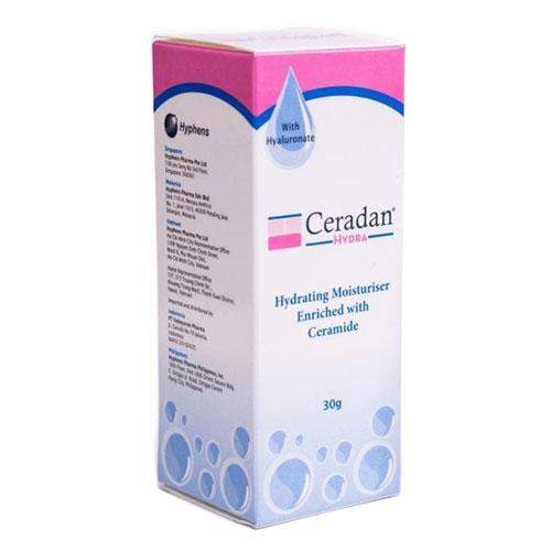 Hộp Ceradan Hydra Hydrating Moisturiser Enriched with Cermide