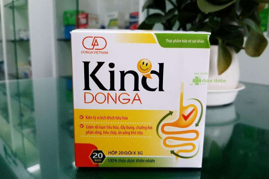 Hình chụp Kind DongA tại Nhà Thuốc Thân Thiện