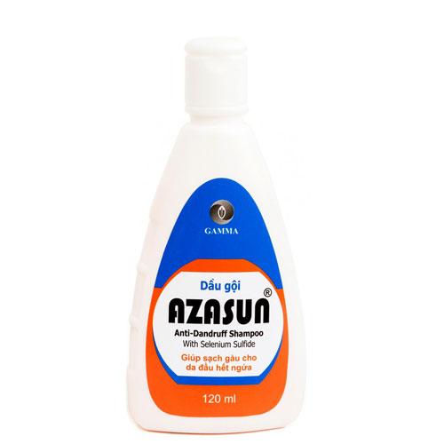 Lọ Azasun Anti-Dandruff Shampoo